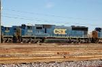 CSX Transportation (CSX) EMD SD70M No. 4682
