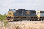 CSX Transportation (CSX) EMD SD70M No. 4681