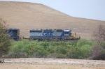 CSX Transportation (CSX) EMD SD40-2 No. 8002