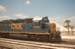 CSX Transportation (CSX) EMD GP40-2 No. 6091