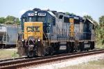 CSX Transportation (CSX) EMD GP39-2 No. 4305 and GP40-2 No. 6120