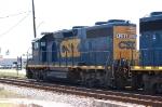 CSX Transportation (CSX) EMD GP39-2 No. 4305
