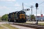 CSX Transportation (CSX) EMD GP40-2 No. 6120 and GP39-2 No. 4305