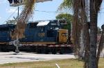 CSX Transportation (CSX) EMD GP40-2 No. 6120