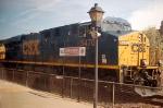 CSX Transportation (CSX) GE ES44DC No. 5470