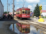 Trolley reflections