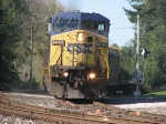 G010 Moving Off The Grand Ledge Industrial Track