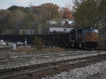 CSX 4711 Leading N904 Into The Yard