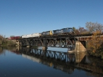Conrail Quality Leads Q326 Across The Thornapple River