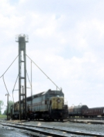 CR 6680 in CRI&P Blue Island Yard