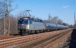 Amtrak Engine # 940