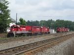 RJ Corman Coal Train