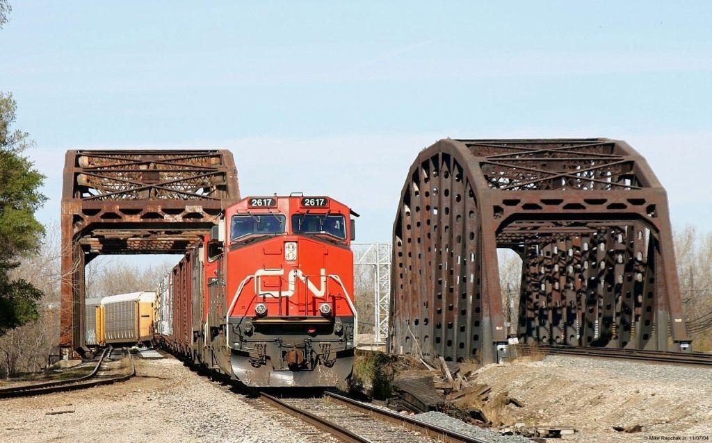 CN C44-9W 2617