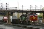 BNSF CW41-8 937