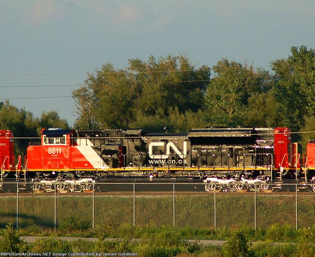 New CN Power