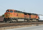 BNSF 4155 and 4125