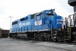 The Last ex CR GP38 In Service