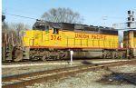 Union Pacific 3741