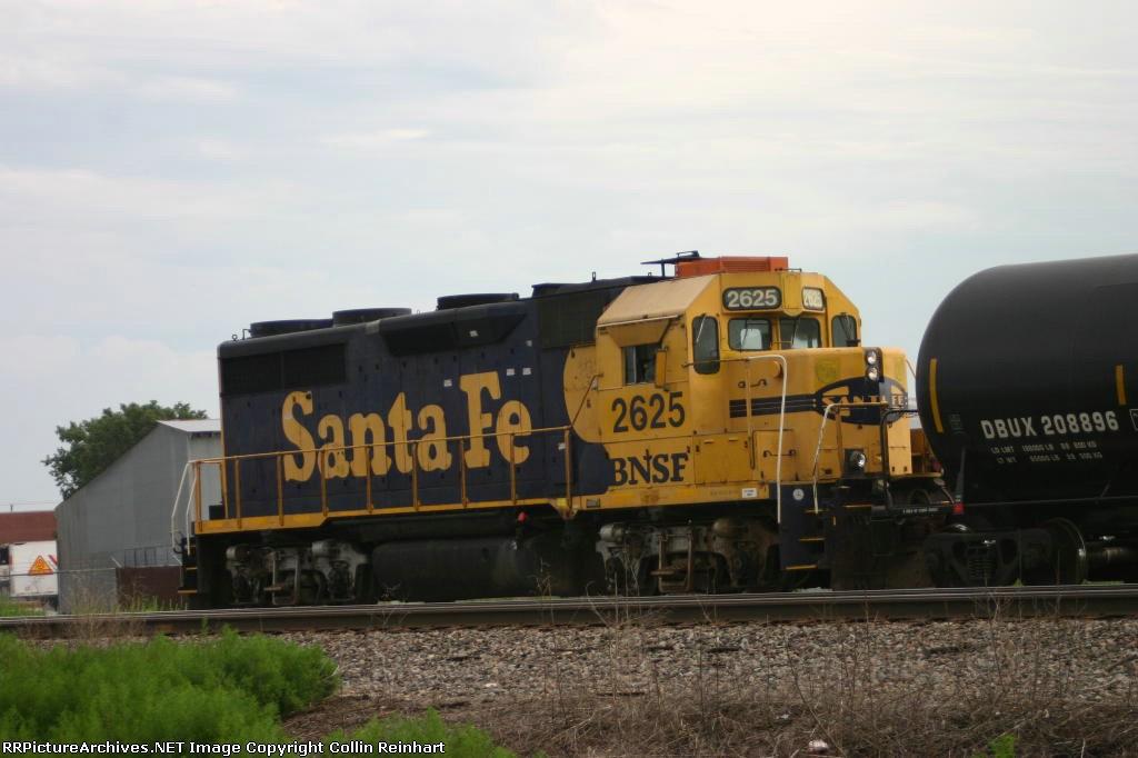 BNSF 2625