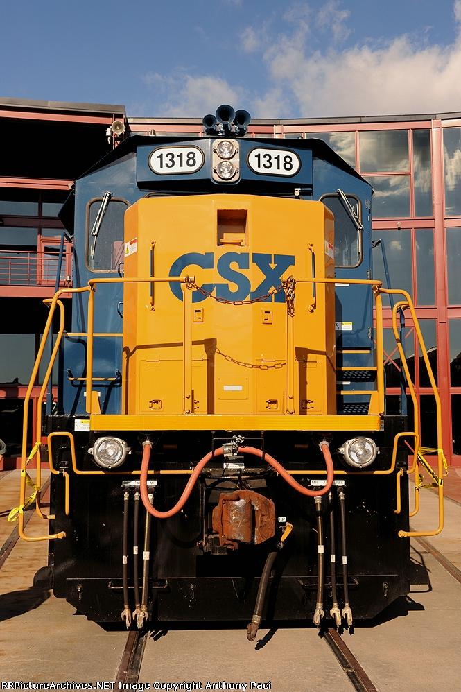 CSXT 1318