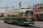 SEPTA PCC trolley