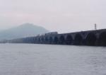 NS 21M crossing Rockville bridge