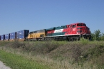 UP Container Train
