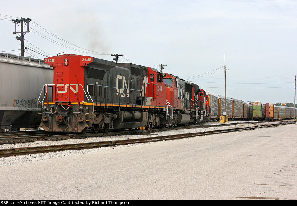 CN 2148 South