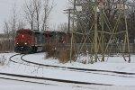 CN 2433 on CSX Z247-15