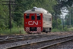 CN 1501 Geometry Car