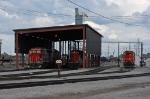 CN Flat Rock Yard