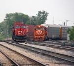 CN 5632 & EJE 672