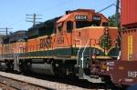 BNSF 6854