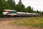 Amtrak train 1003 - definitly NOT a Talgo!