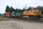 BNSF 5391 North
