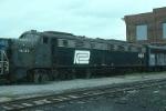 Penn Central Railroad (PC) EMD E8A No. 4265