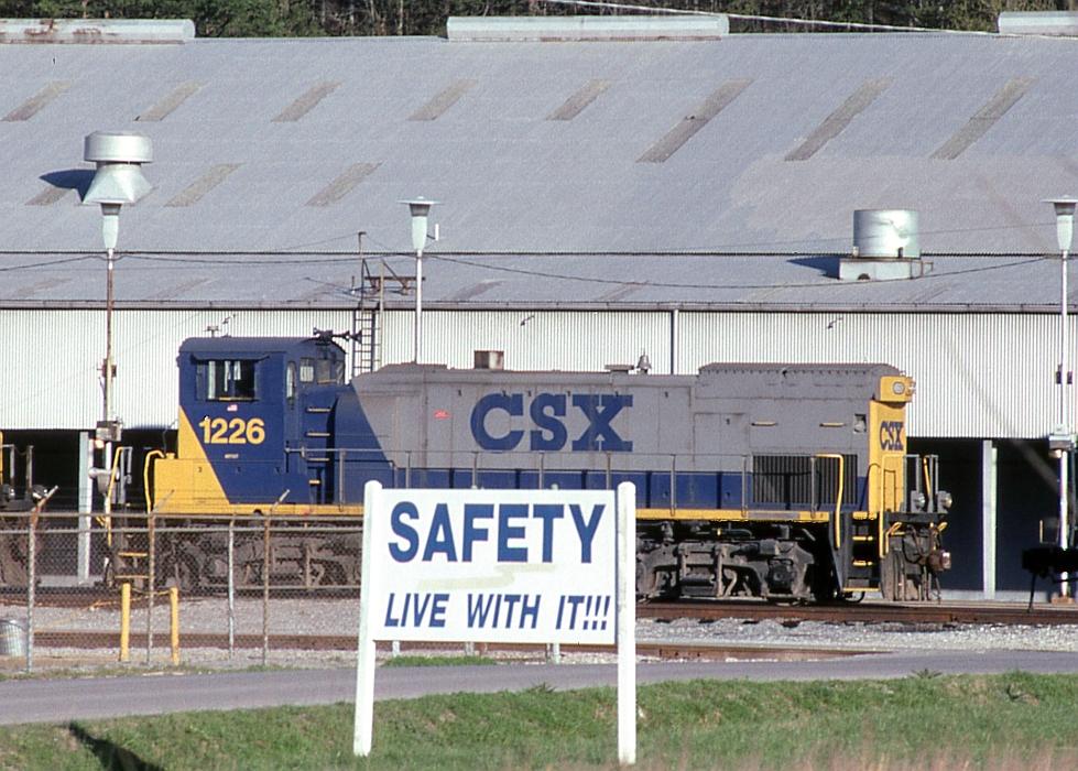 CSX 1226