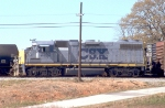 CSX 2510 with a transfer