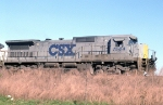 CSX 7544 in the favorite stealth colors