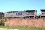 CSX 7535 in the favorite stealth colors
