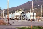 Transflo facility by CSX yard