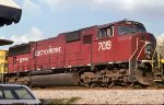 EMDX 7019 on a SB freight