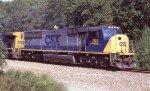 CSX 708 with Sb coal