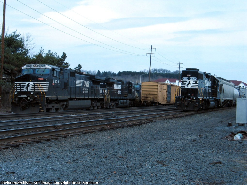 NS 5324 with H24 and 19G