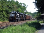 NS OCS 951 from Falls Yard to Binghamton