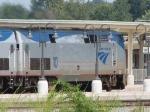 AMTK 10 & AMTK 186 on train AMTK PO52