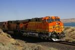 BNSF 7666 West