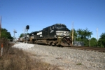 NS 9551 empty hoppers