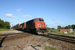CN 5295 is doing all the work