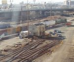 """NYA freight switching in Yard """"A"""""""
